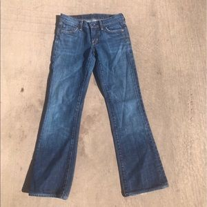 citizens of humanity jeans!